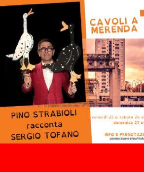 Spettacoli - Pino Strabioli racconta Sergio Tofano