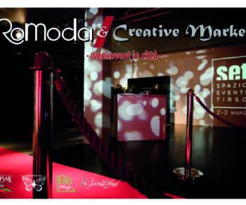 Fiere - RoModa & Creative Market