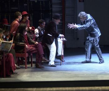 Mostre - Manicomio! Manicomio! Luigi Pirandello al Teatro Valle