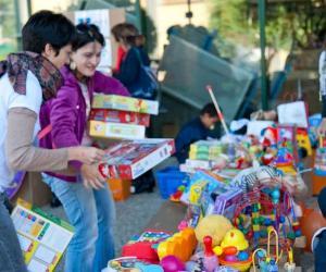 Il baratto dei giocattoli, per promuovere tra i bambini italiani la solidarietà verso i meno fortunati