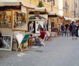 Oltre tremila opere per la rassegna artistica più attesa della capitale
