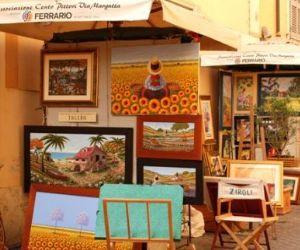 Mostre: I cento pittori di Via Margutta
