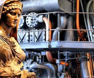 Visite guidate - Archeologia industriale alla Centrale Montemartini