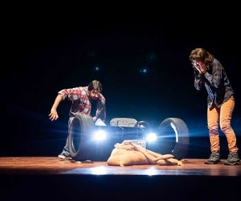 Spettacoli - Teatro Studio Uno 2019/2020