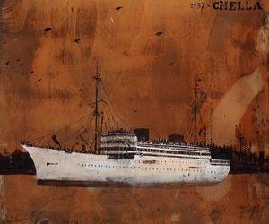 Mostra personale di Piero Pizzi Cannella