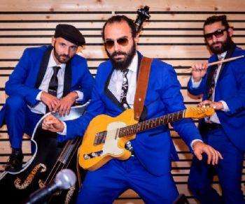 Locali - Bevo solo Rock'n Roll: di scena Cherry Pie Trio
