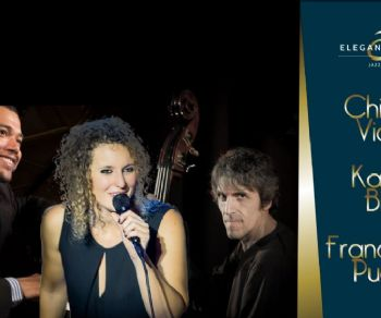Locali - Chiara Viola - Karim Blal - Francesco Puglisi Trio