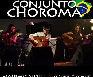 Locali: Choroma Brasil @ 28Divino Jazz