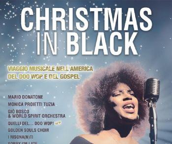 Concerti: Christmas in Black