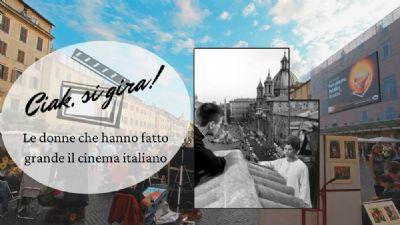 Visite guidate: Roma, ciak si gira!
