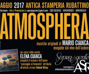 Concerti: Atmosphera - Musica e Restauro