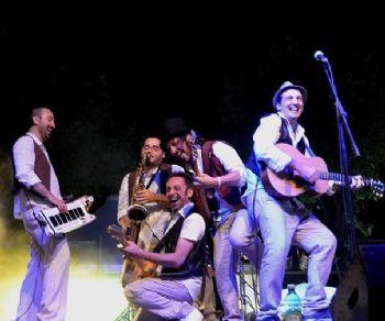 Concerti: CiaoRino Band in concerto