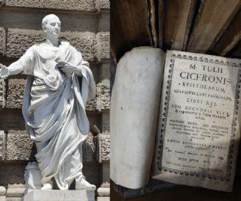 Visite guidate - La Storia a puntate, ep. 4 - Marco Tullio Cicerone, il Principe del Foro