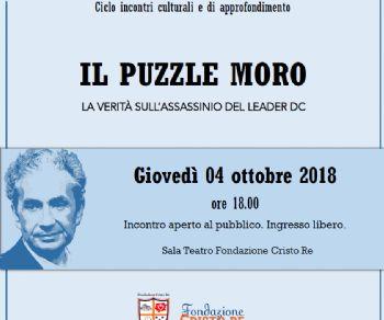 """Attività - Incontro culturale: """"Il Puzzle Moro"""""""