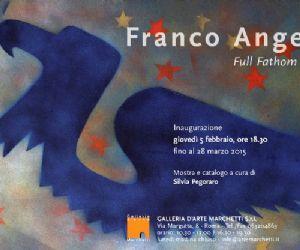 Antologica di Franco Angeli