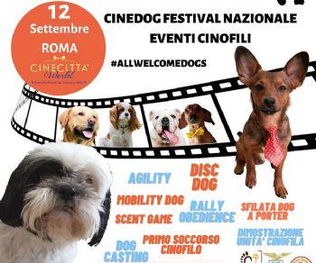 Spettacoli: CineDog Festival Nazionale Roma
