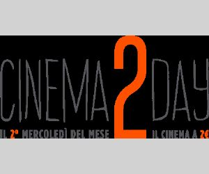 Il secondo mercoledì del mese il cinema a due euro