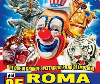 Spettacoli - American Circus