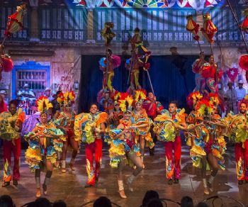 Spettacoli - CirCuba 50 Anniversary. El Circo National de Cuba