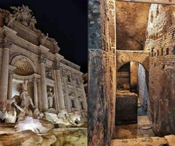 Visite guidate - Trevi: la fontana e la città sotterranea dell'Acqua Vergine