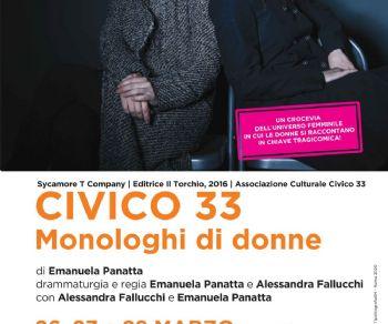 Spettacoli - Civico 33