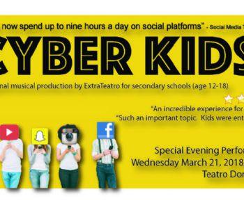 Spettacoli - Cyber Kids