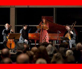Concerti: Festival Internazionale de L'Architasto: il Clavicembalo