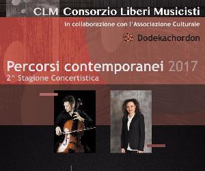 Concerti: Duo violoncello - pianoforte Mizera- Corrado