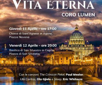 Concerti - Lumen Chamber Choir