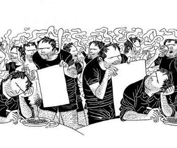 A WeGIL per 'In grande stile - i fumetti di Repubblica XL'