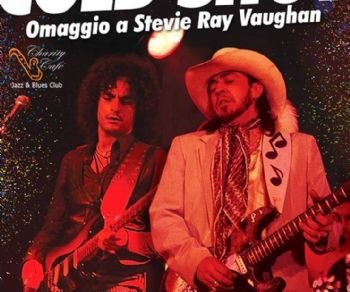 Locali - Cold Shot Band: omaggio a Stevie Ray Vaughan
