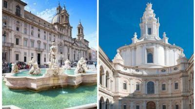 Visite guidate - Bernini e Borromini. La grande arte, due geni a confronto