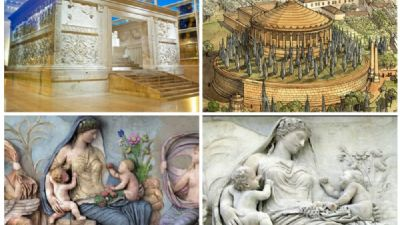 Visite guidate - L'Ara Pacis e la grande epopea di Augusto