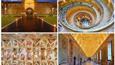 Visite guidate - I Musei Vaticani e la Cappella Sistina sotto le Stelle