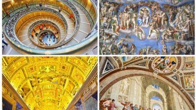 Visite guidate - Le meraviglie dei Musei Vaticani e la Cappella Sistina sotto le stelle
