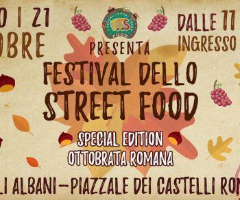Sagre e degustazioni - Festival dello Street Food a Colli Albani