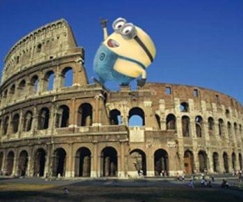 Bambini - Colosseo e Foro Romano