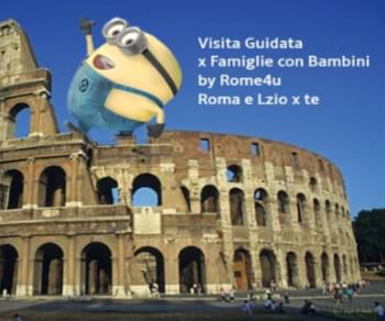 Bambini - A spasso per Roma con i vostri Bambini Sabato 16 e Domenica 17 febbraio 2019