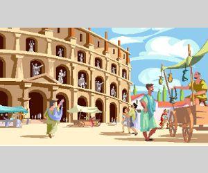Bambini e famiglie - A spasso per Roma con i vostri bambini Colosseo e Foro Romano