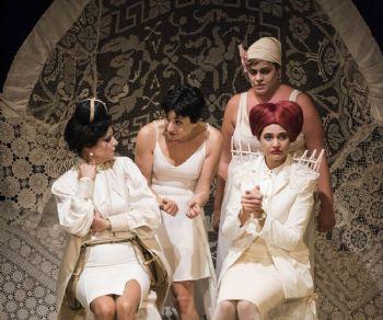 Spettacoli: Le allegre comari di Windsor di Shakespeare