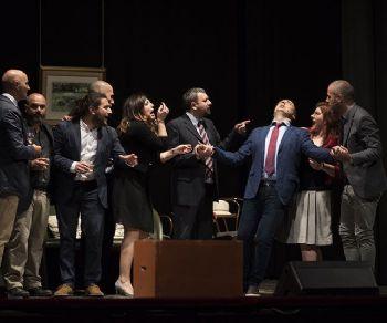 Spettacoli: A noi due, Comedians e Sposami