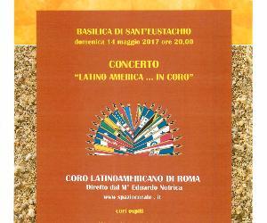 Concerti - Latino America... in Coro