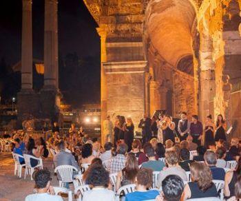 Festival - Il tempietto del futuro. Concerti del Tempietto