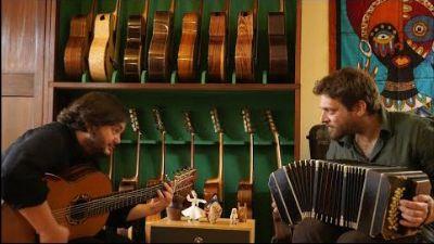 Concerti: Yamandu Costa feat. Martin Sued