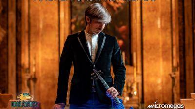 Concerti: Concerto di Natale del violinista Andrea Casta & Friends