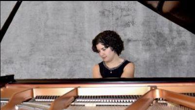 Concerti: Recital di pianoforte con Beatrice Cori