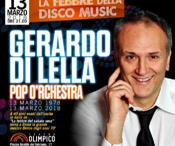Gerardo Di Lella Pop O'rchestra
