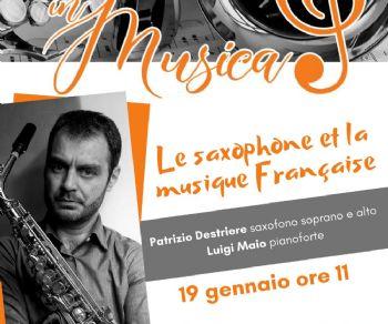 Concerti - Le Saxophone e la Musique Française