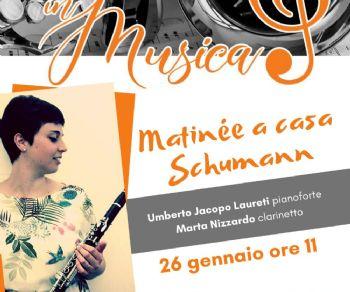 Concerti - Matinèe a casa Shumann