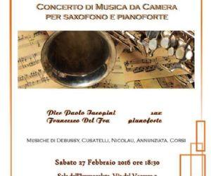 """Concerti: Festival """"Percorsi Contemporanei"""""""